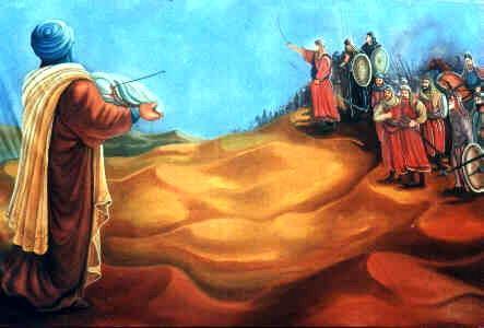 HALKIN İKİ GRUBA AYRILIŞI VE İMAM'IN YEZİD'E BİATTEN KAÇINMASI